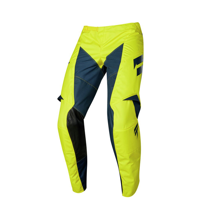 MX19- YOUTH WHIT3 YORK PANT - YELLOW/NAVY
