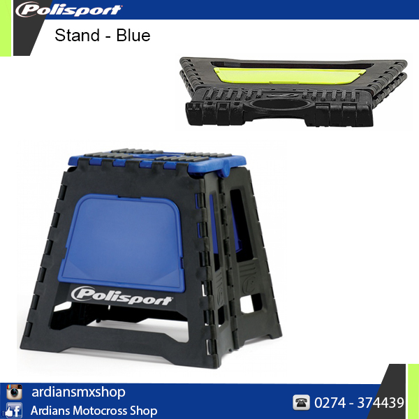 Stand MX Blue