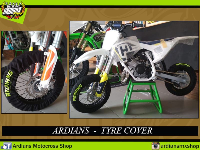 Cover Set - Ardians - 50cc - Black