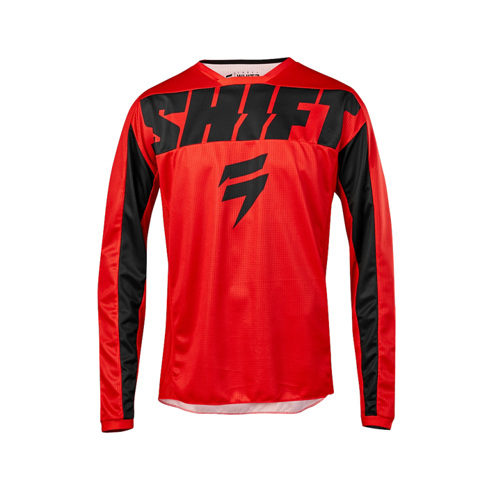 MX19 - YOUTH WHIT3 YORK JERSEY - RED