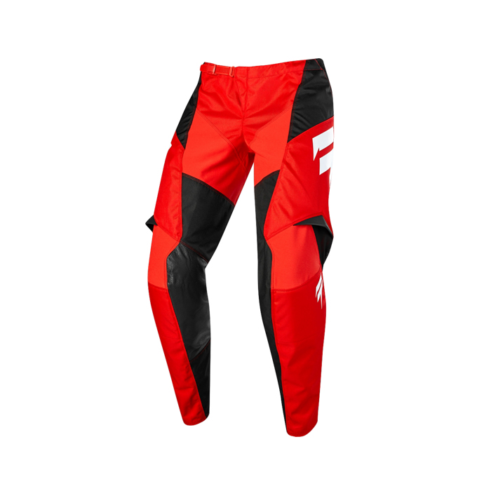 MX19 - YOUTH WHIT3 YORK PANT - RED