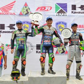 Podium KEJURNAS IP -2015