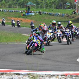 Race KEJURNAS IP -2015