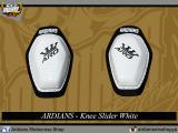 ARD Knee Slider New - White