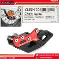 Chain Guide (ZE82-1002) CRF250/450R,250/450X-07-Red