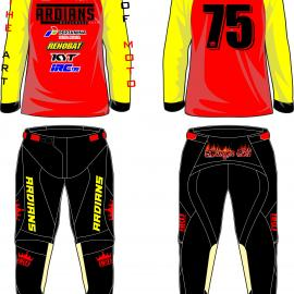 Sample Custom Desain Gear Set Sheva Ardiansyah