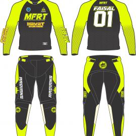 Sample Custom Desain Gear Set MFRT Faisal